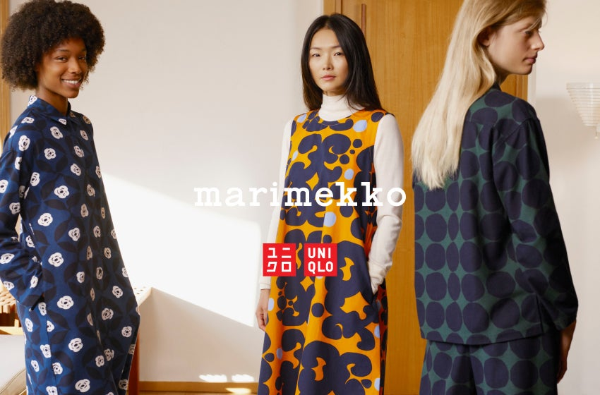 UNIQLO x Marimekko Fall/Winter 2020