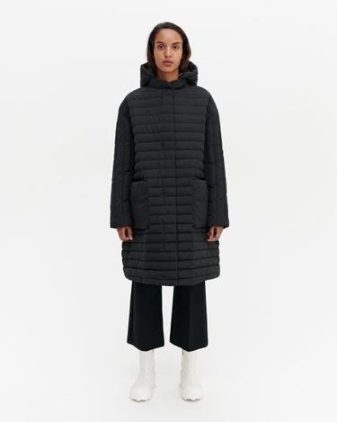 marimekko Aillon -takki musta