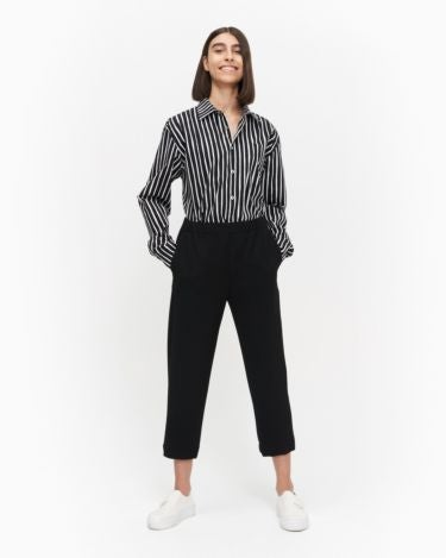 marimekko Miete trousers black