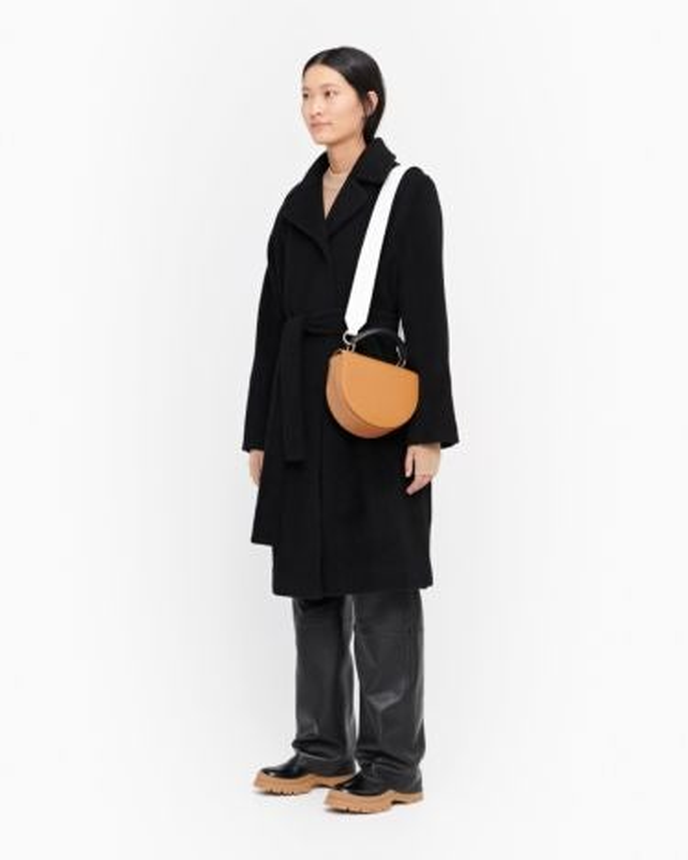 marimekko Itta bag black, brown, white