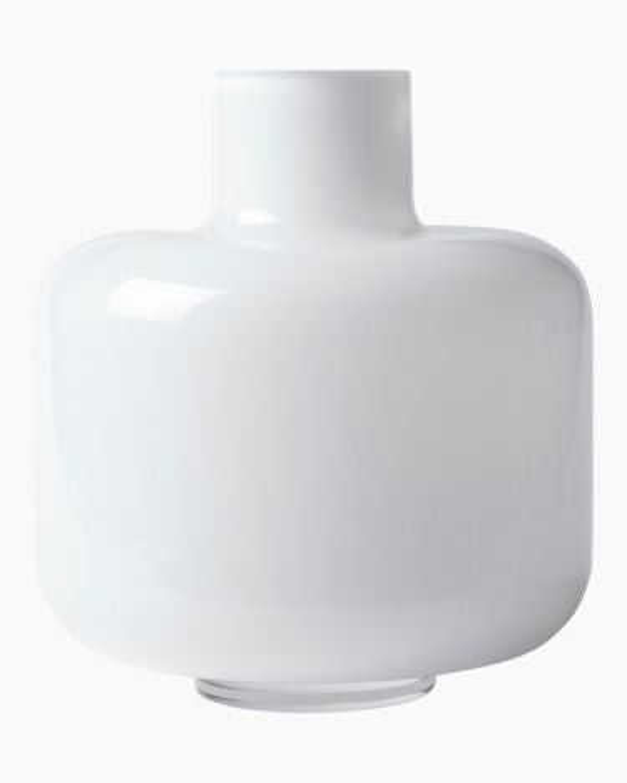marimekko Ming vase white