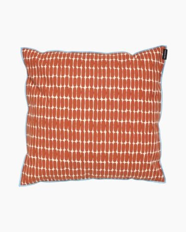 marimekko Alku pillow cover brown, cotton