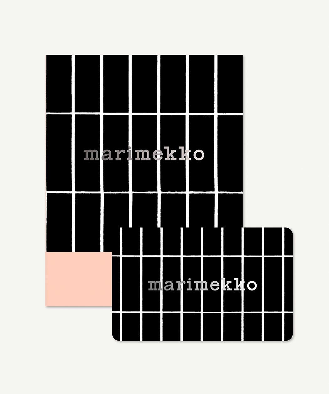 Marimekko gift card