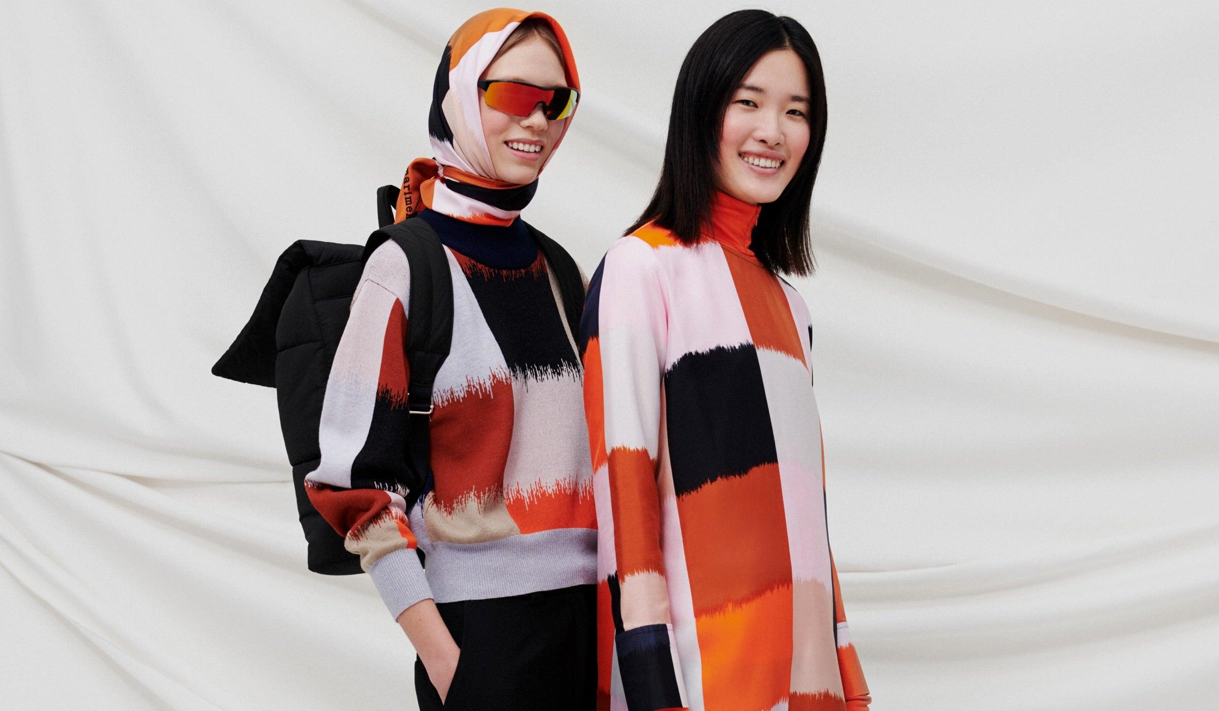 This season's Marimekko collection