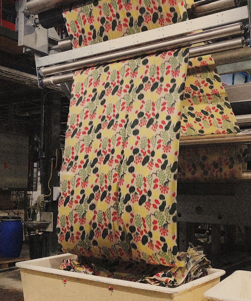 Marimekko Pieni Tori fabric