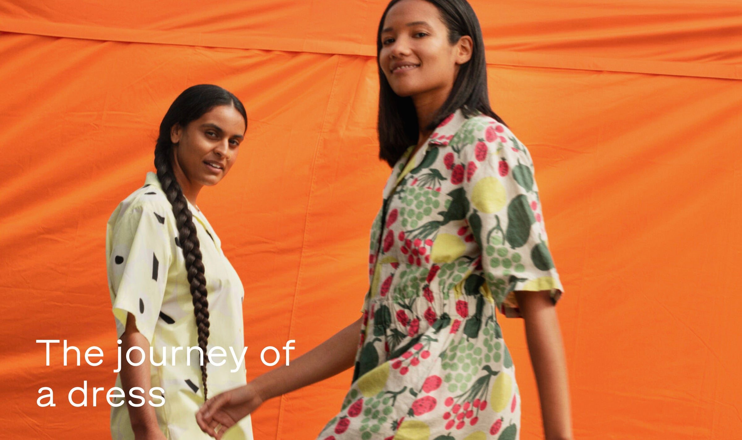 The journey of a dress – Marimekko