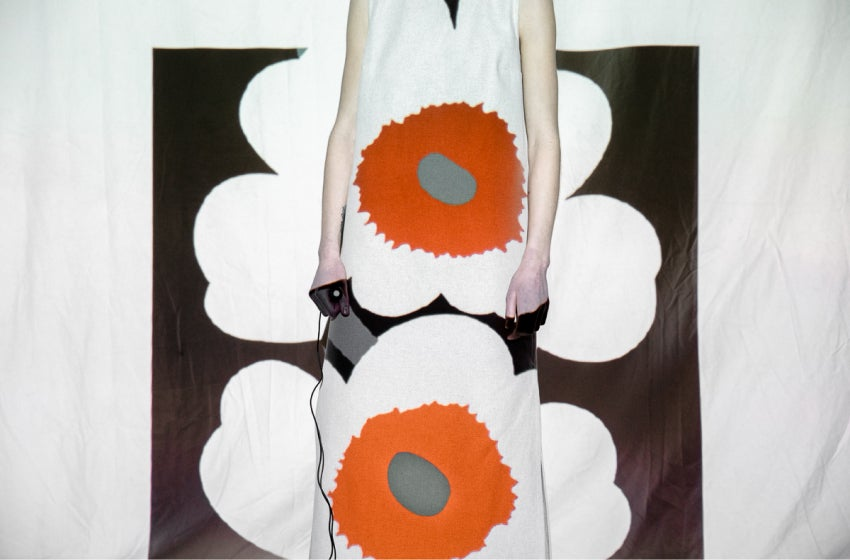 Marimekko at Copenhagen Fashion week