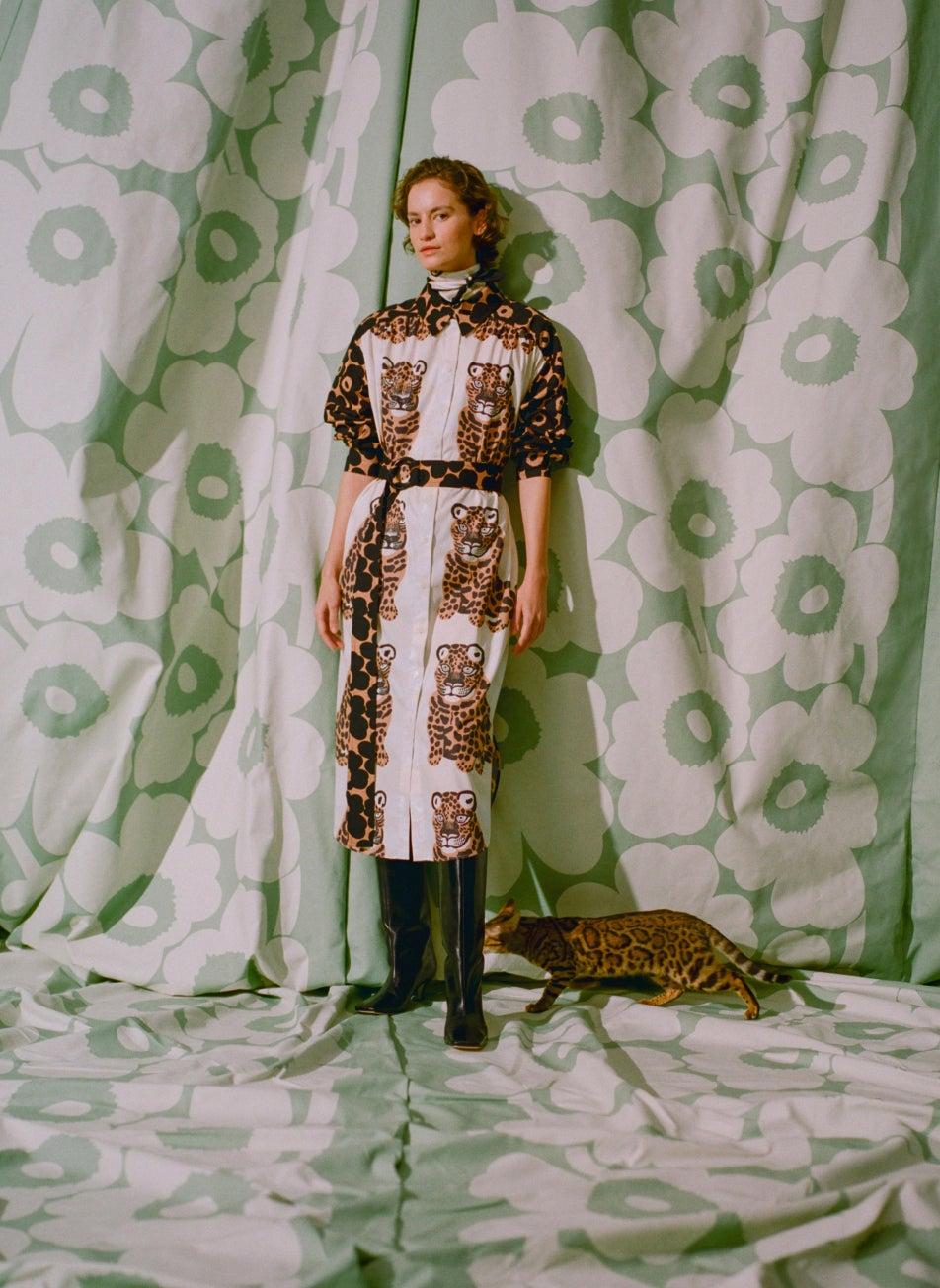 Marimekko Savannilla dress