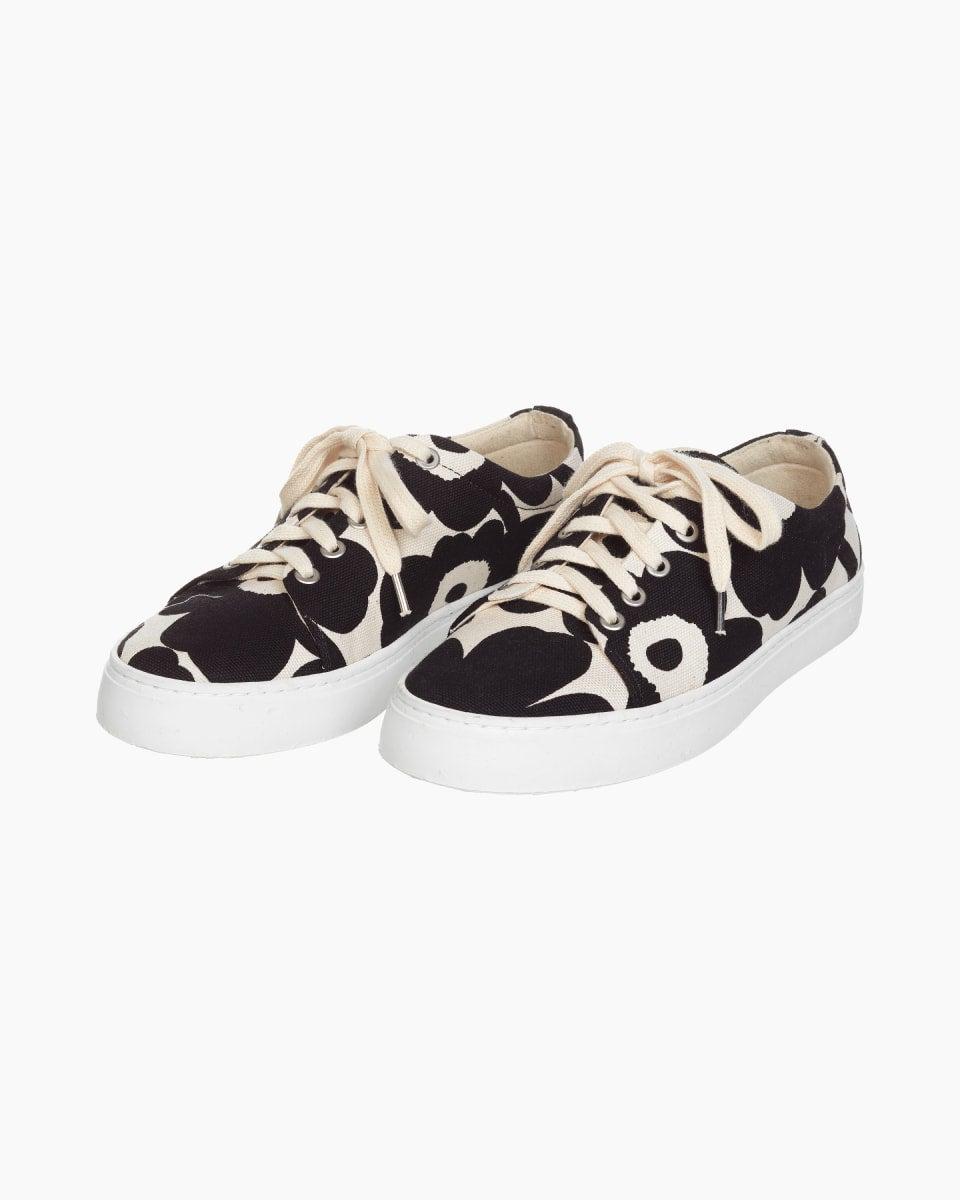 Marimekon Drutha Mini Unikko -kengät
