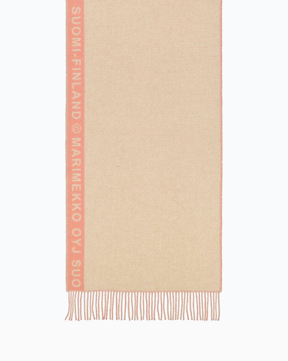 The double-face Marimekko Siime scarf