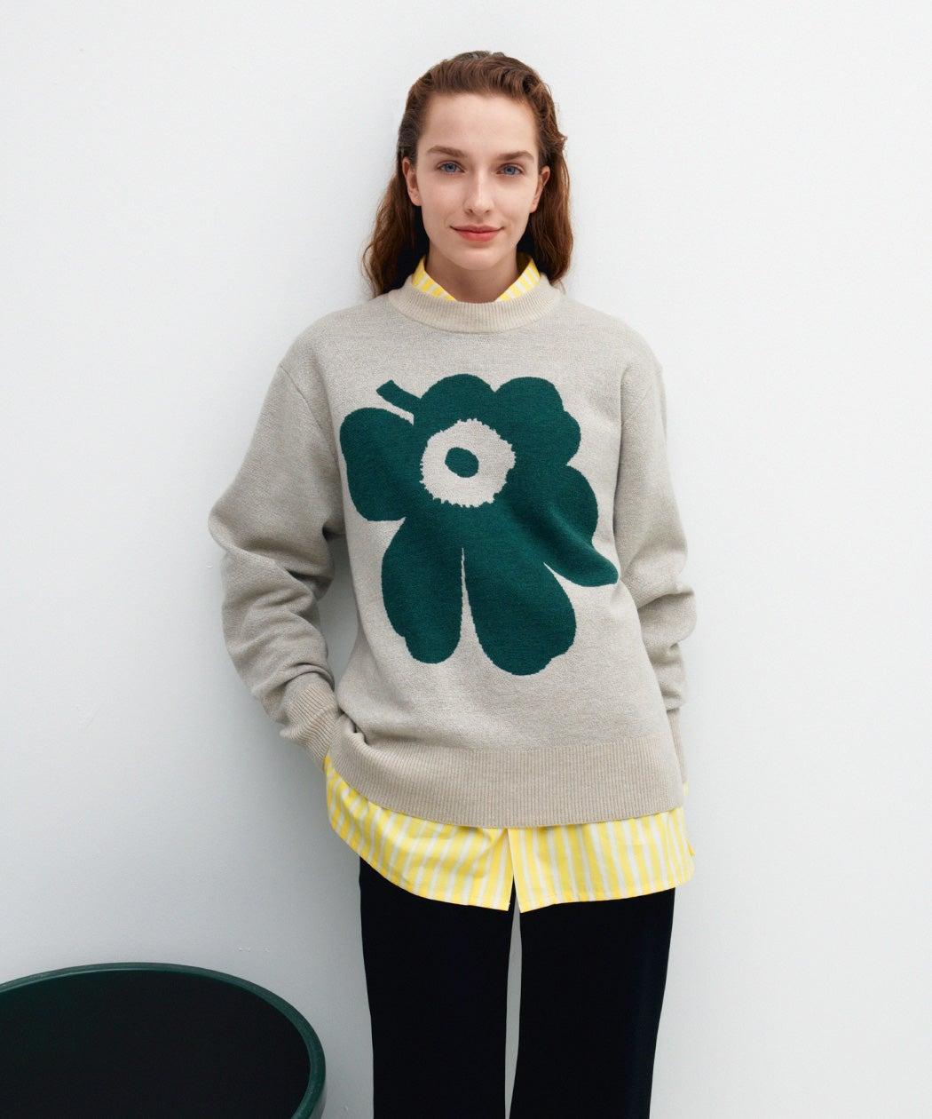 Marimekko Unikko knit