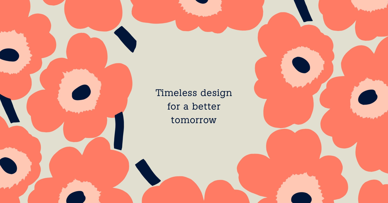 Marimekko Fashion revolution week 2020
